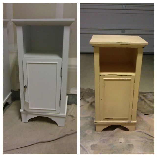 Refinished Laminate Furniture All About Painting Pinterest