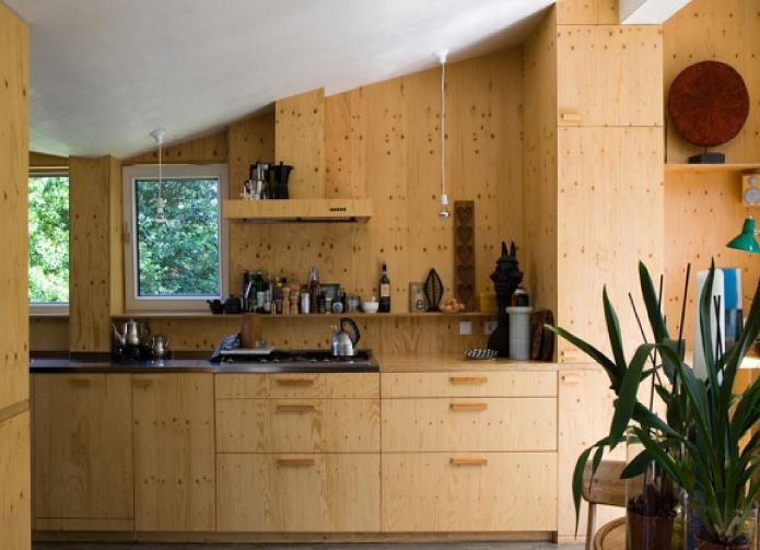 Knotty Pine Kitchen  Wilson  Pinterest