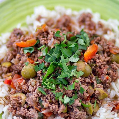 Crock Pot Picadillo | Crock Pot Main Dishes | Pinterest