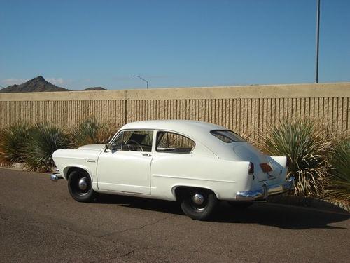 Howstuffworks 1952 1954 Henry J Corsair Html Autos Post