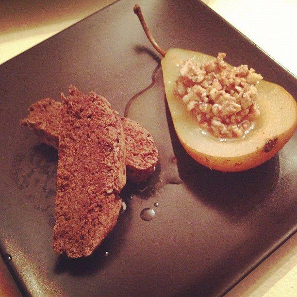 Chocolate Orange Gluten-free Vegan Biscotti