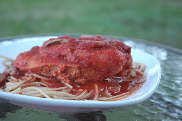 Crock Pot Chicken Cacciatore | Main Dishes, Sides, & Appetizers | Pin ...