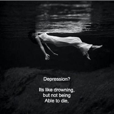 Resultado de imagen para girl drowning madness