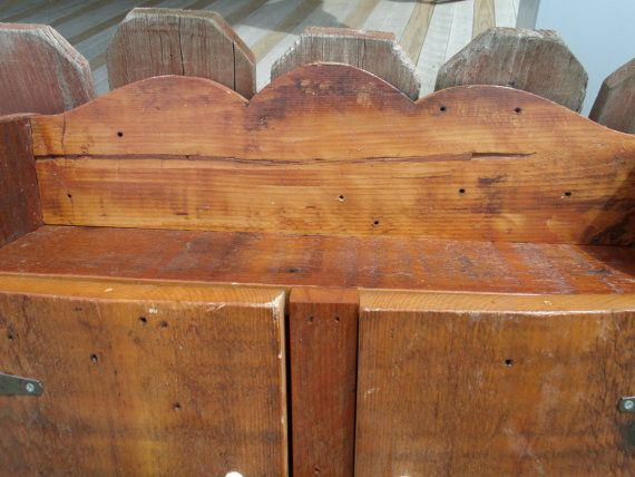 Reclaimed Wood Cabinet Shelf Kitchen Or Bath Barn Wood Porc