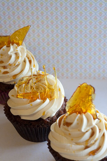 Sticky Date Cupcakes | cupcake inspiration | Pinterest