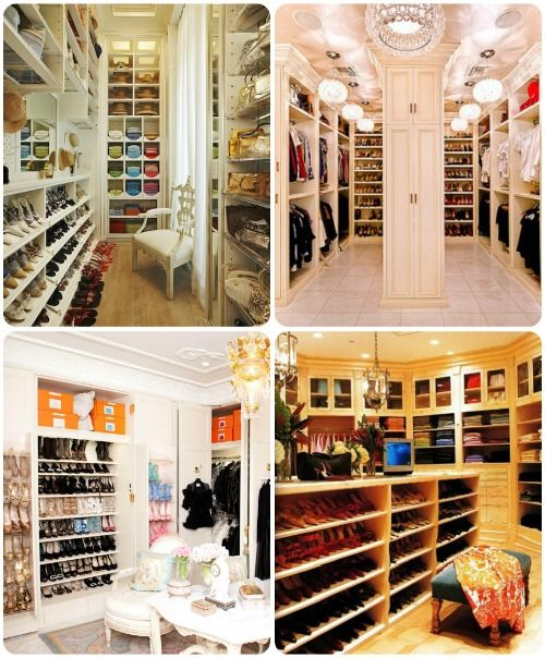 Closet Organization Ideas For The Home Pinterest