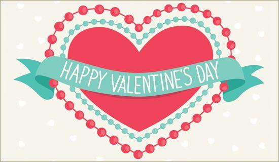 happy valentine ecard free