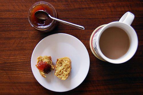 Fresh lemon-ginger muffins   Foods   Pinterest