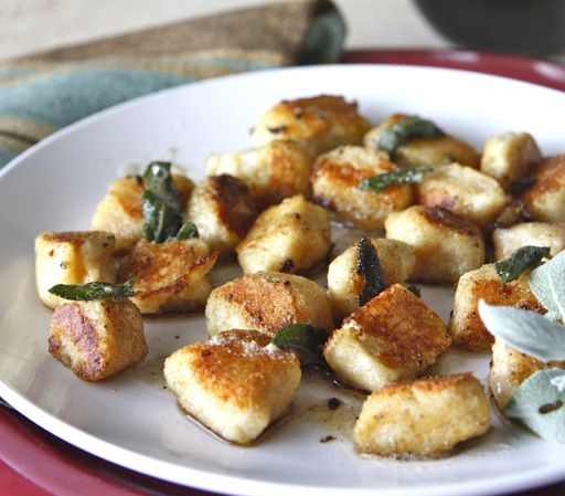 ... gnocchi w butter sage sauce recipes dishmaps butter sage sauce