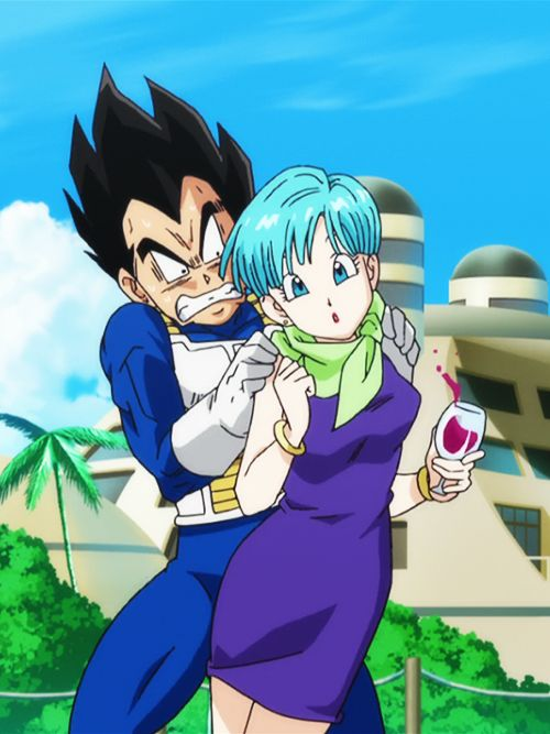 Why Does Bulma Hook Up With Vegeta