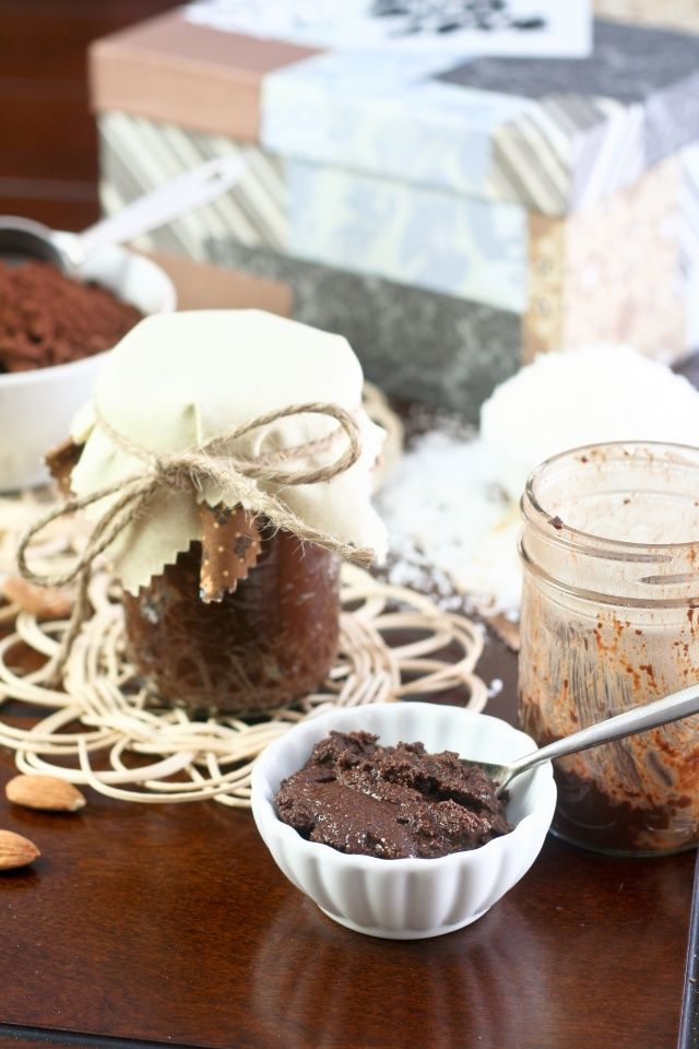 Almond Joy Chocolate Spread | Recipe