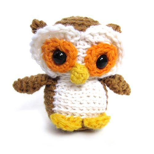 Free Owl Stuffed Cuddly Crochet Pattern : owl Stuffed Animal Crochet Pattern Crochet Pinterest