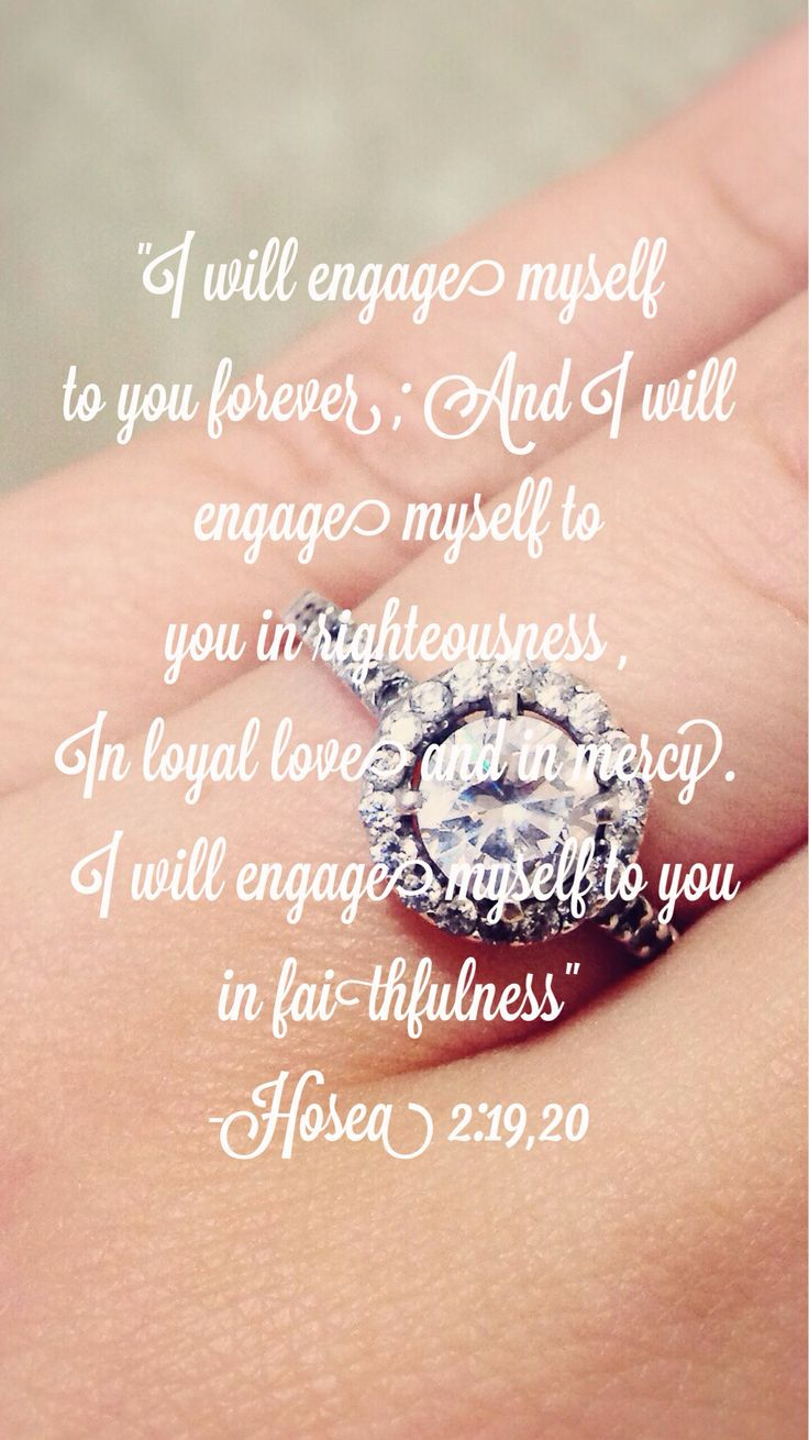 engaged engagement quote bible quotes pinterest