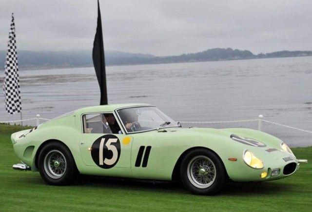 Ferrari 250 GTO world's most expensive car
