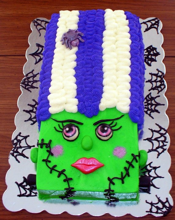 Awesome Halloween Cake Halloween Cakes Pinterest