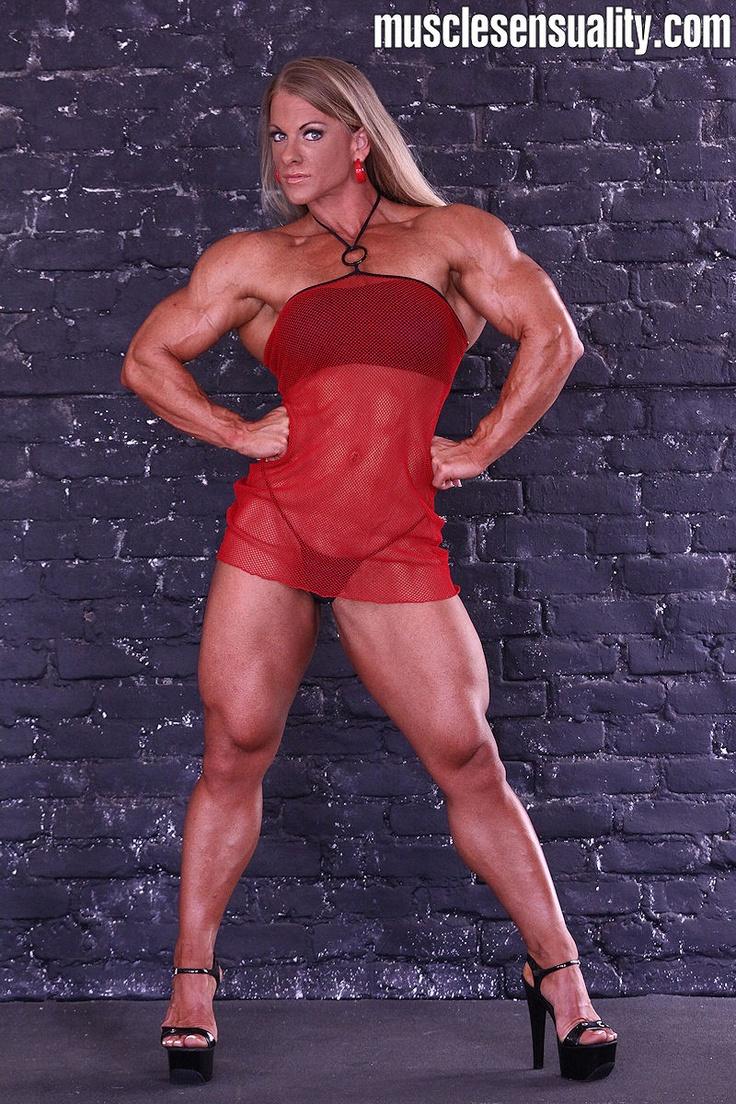 nude rain Muscle roxie
