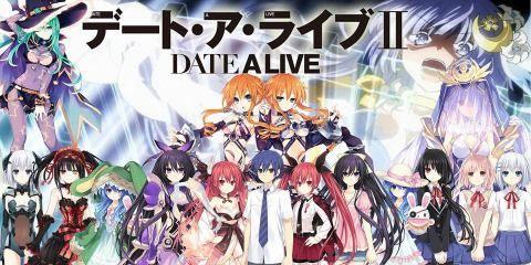 Date a live season 2