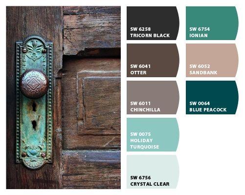 old door colors