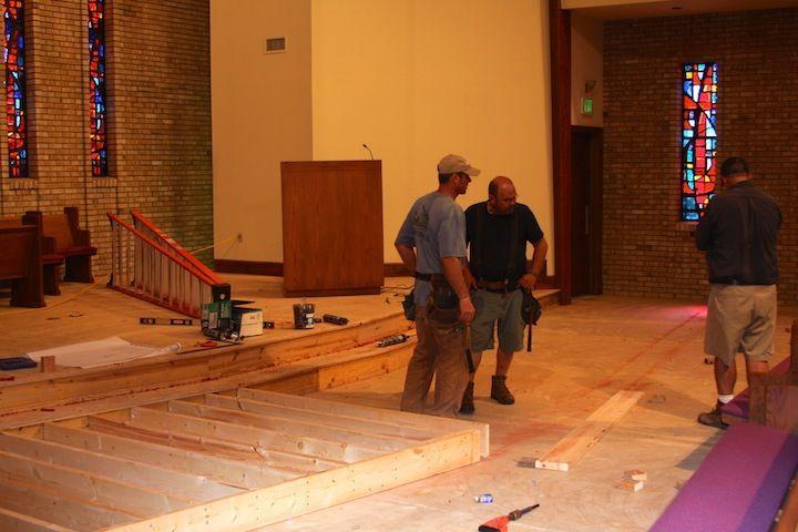 Church Sanctuary Renovations | Sanctuary Renovation