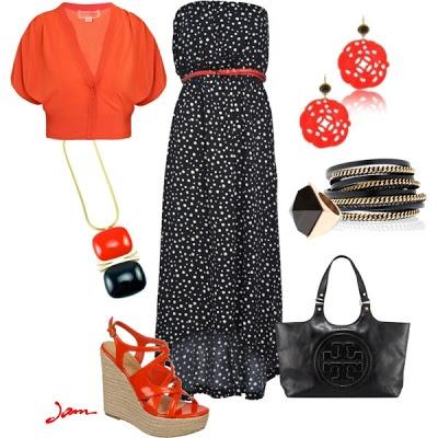 LOLO Moda: Stylish Maxi Dresses - 2013  Cute Maxi Dress maxi dress #anna7891 #style for women #womenfashionwww.2dayslook.com