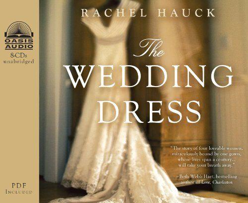 wedding dress rachel hauck