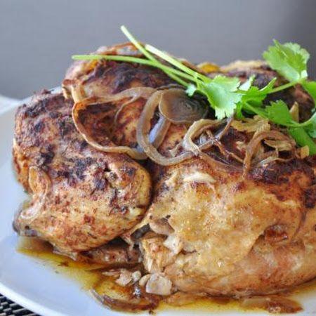 Crock Pot Whole Chicken Recipe | Recipes | Pinterest