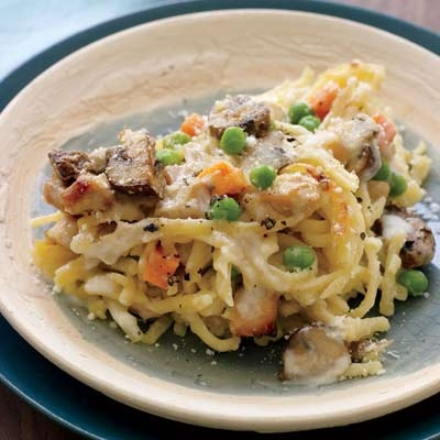 Turkey Tetrazzini | Recipe