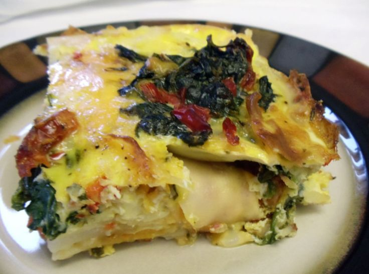 Frittata/Spanish Tortilla ~ Combine this with a nice salad and this ...
