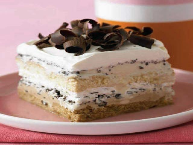 Tiramisu! Ice cream cake! Hello! | ~ Junk Drawer ~ | Pinterest