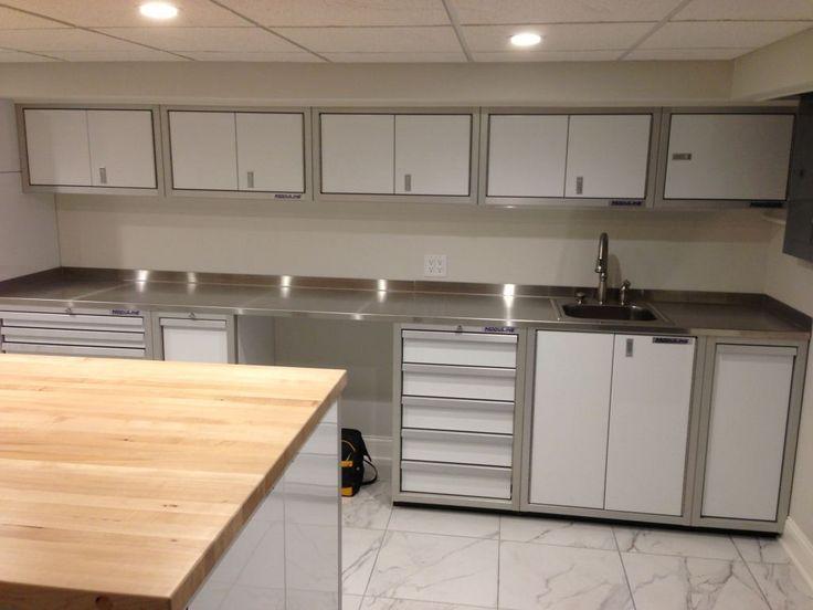 Moduline Cabinets Moduline Cabinets For The Garage