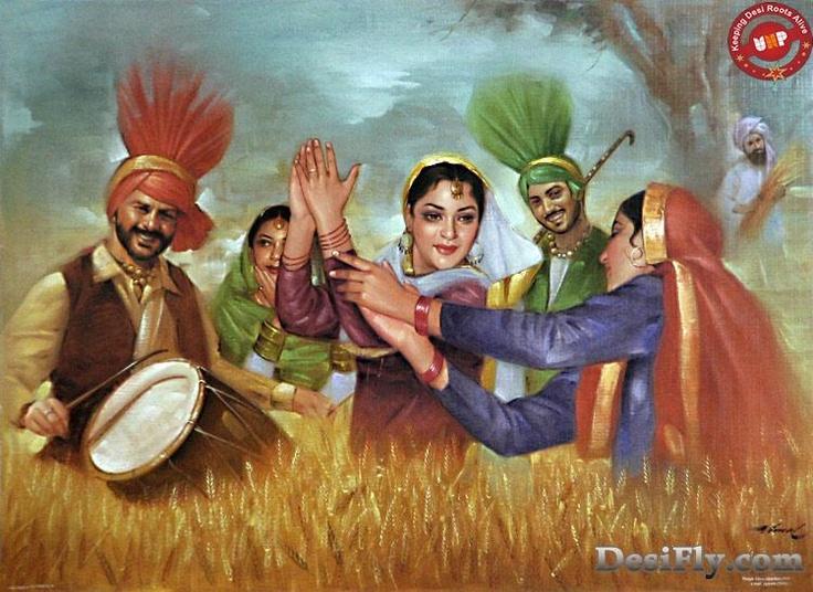 punjabi lok geet pakistani