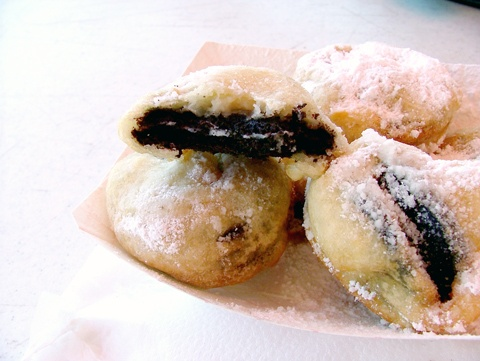 Fried Oreos. | Get in my belly... | Pinterest