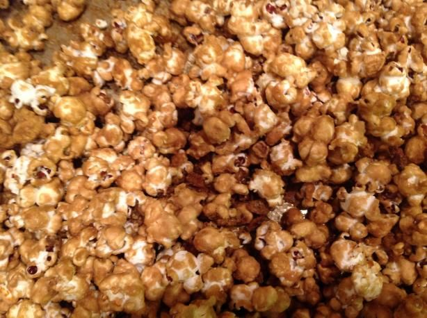 Bacon Bourbon Caramel Popcorn. Photo by Ccusenza This is a great ...