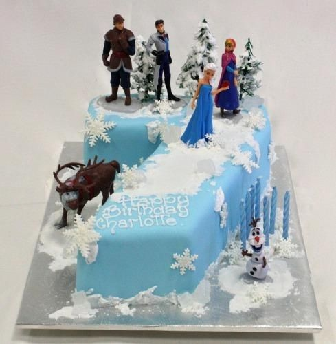 Frozen Cake Decoration Nz Perfectend for