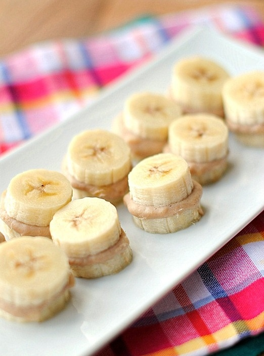 Banana Bites. | Healthy Living. | Pinterest