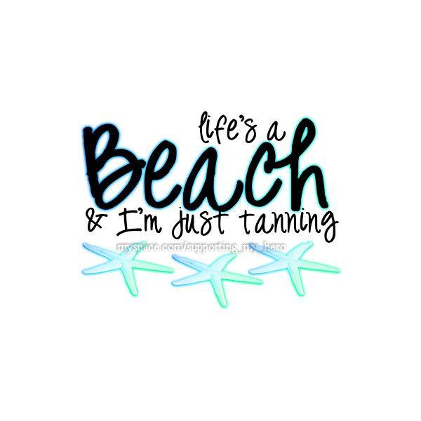 Beach sayings image by LadyLuck_040 on Photobucket found ...