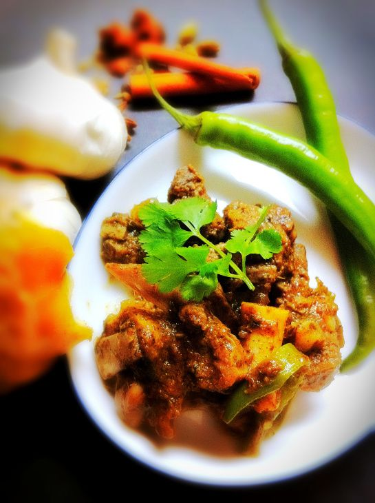Spicy Mutton/Goat Curry | My cuisine. | Pinterest