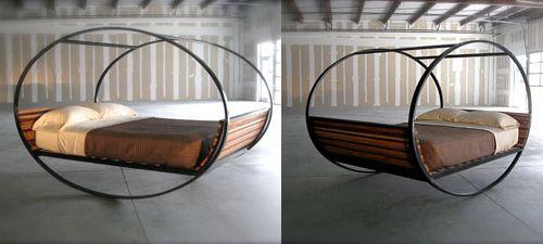 modern rocking bed useful home ideas pinterest