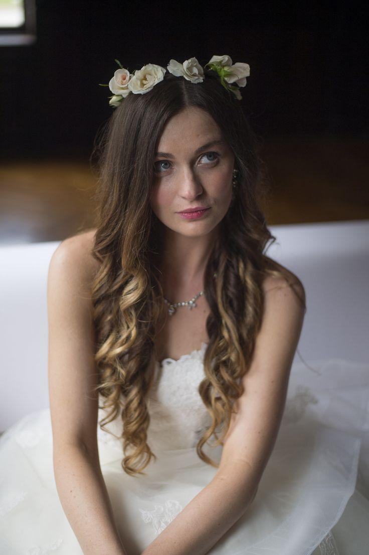 beautiful long curls