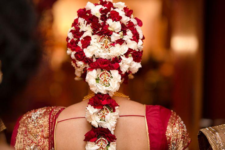 bride hair style south indian bride hair styles pinterest