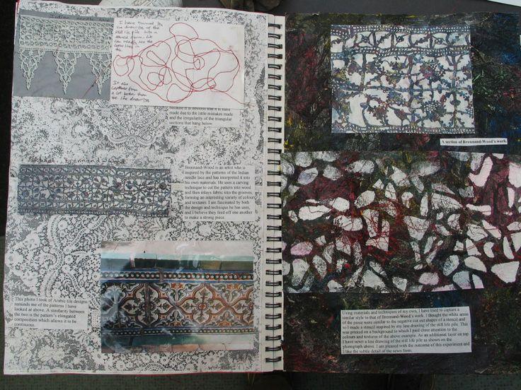 Pin By Meinir Pugh On Sketchbook Ideas Pinterest