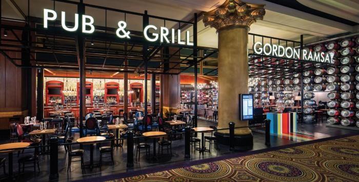 Restaurant Dans Hell S Kitchen Usa