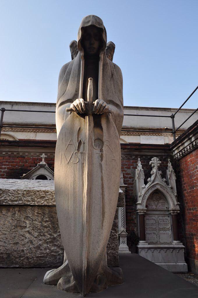 cimitero monumentale di milano | The Stone City