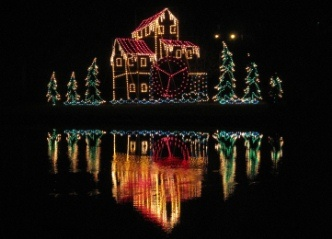 Christmas Light Displays in Ohio | Ohio-Our Adopted Home State | Pint ...