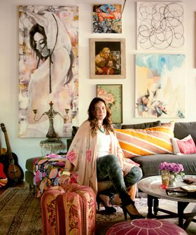 A Star Designer Invites Us Into Her Dreamy Little BK Cottage