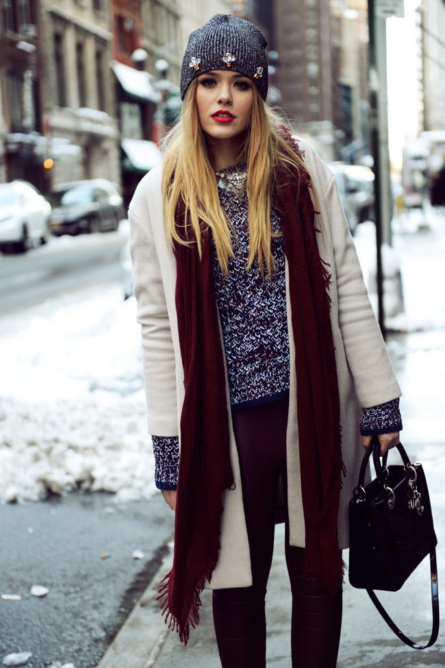 New York Winter Outfit | Future Wardrobe | Pinterest