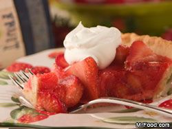 Strawberry Pie! I'm soooo ready for summer fruits! This recipe has ...