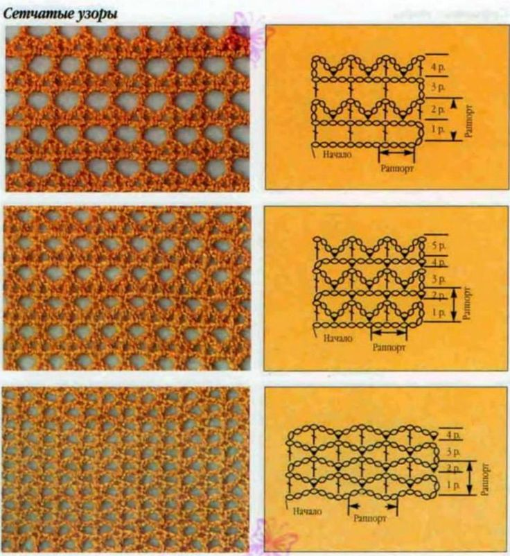 Nice patterns   Crochet : SQUARES AND PATTERNS   Pinterest