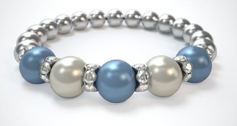Check out my Bracelet! What does yours look like? Design a bracelet in just 3 easy steps! Just $29.95 undefined
