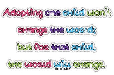 adoption quotes and sayings quotesgram